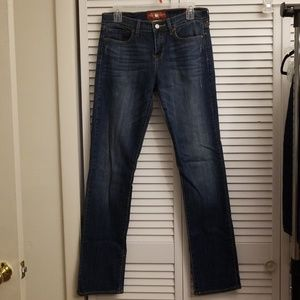Lucky Brand Sofia Straight Jeans, Long Inseam
